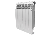 Радиаторы секционные алюминиевые