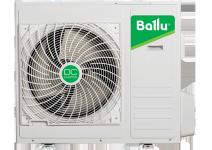 Блок наружный BALLU B3OI-FM/out-24HN1/EU мульти сплит-системы, инверторного типа