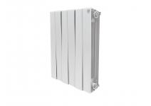 Радиатор биметалл Royal Thermo PianoForte 500/Bianco Traffico - 4 секц.
