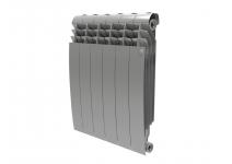 Радиатор биметалл Royal Thermo BiLiner 500 Silver Satin - 4 секц.