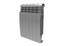 Радиатор биметалл Royal Thermo BiLiner 500 Silver Satin - 6 секц.